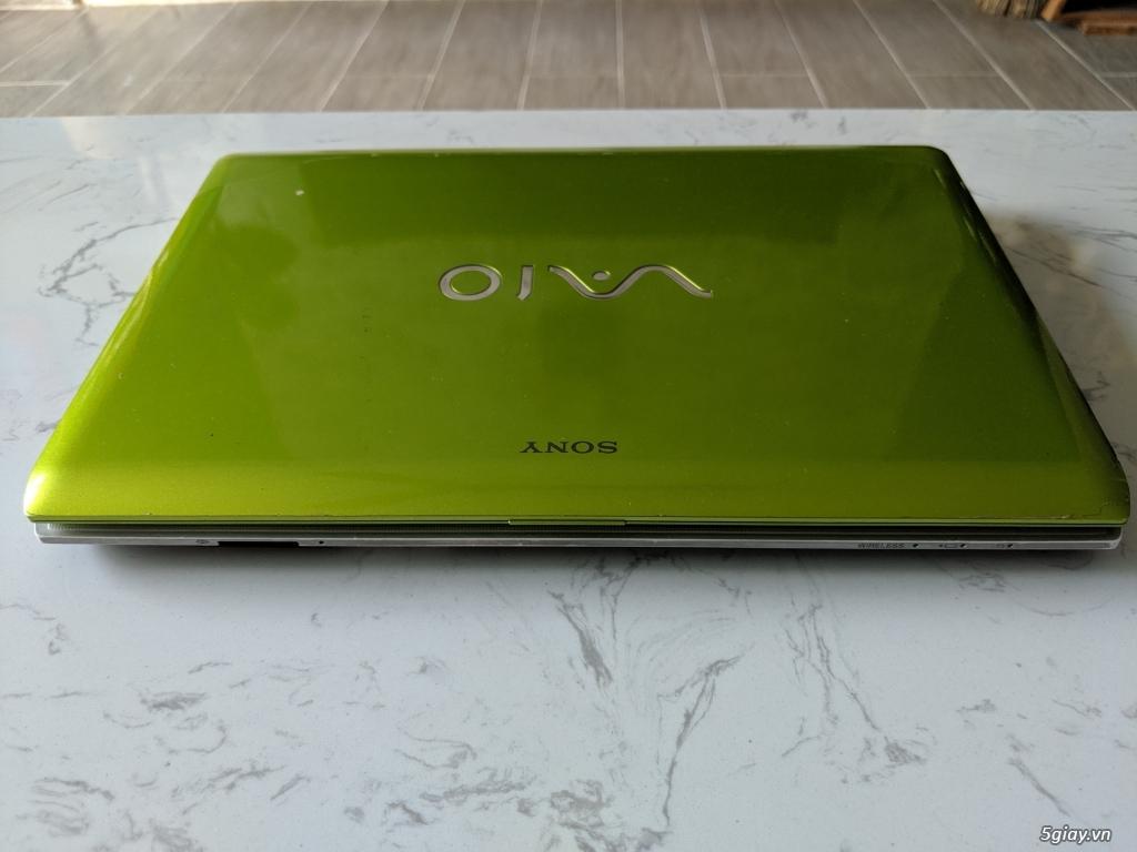 Laptop Sony Vaio Y Series VPCYB35AG - 8