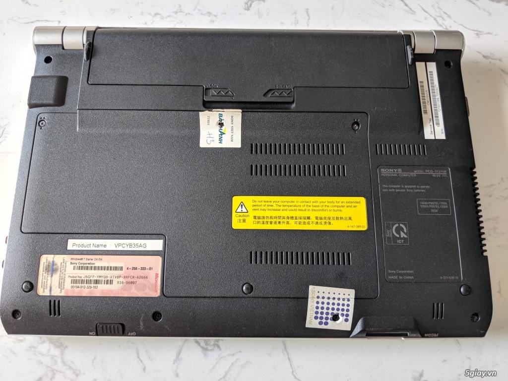 Laptop Sony Vaio Y Series VPCYB35AG - 9