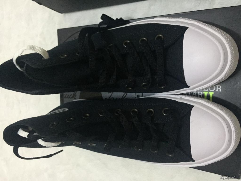 HCM - Bán giày Chuck taylor II high xách tay US - 4