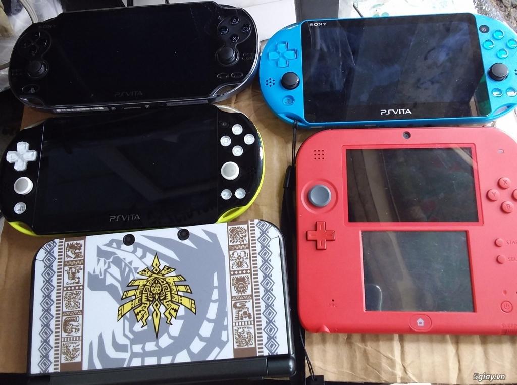 playstation-PS1- PS2- PS3 -PS4-psVITA-PSP-WII-NINTENDO-chuyên PS2 ổ cứng chép game bảo hành 1 đổi 1 - 16