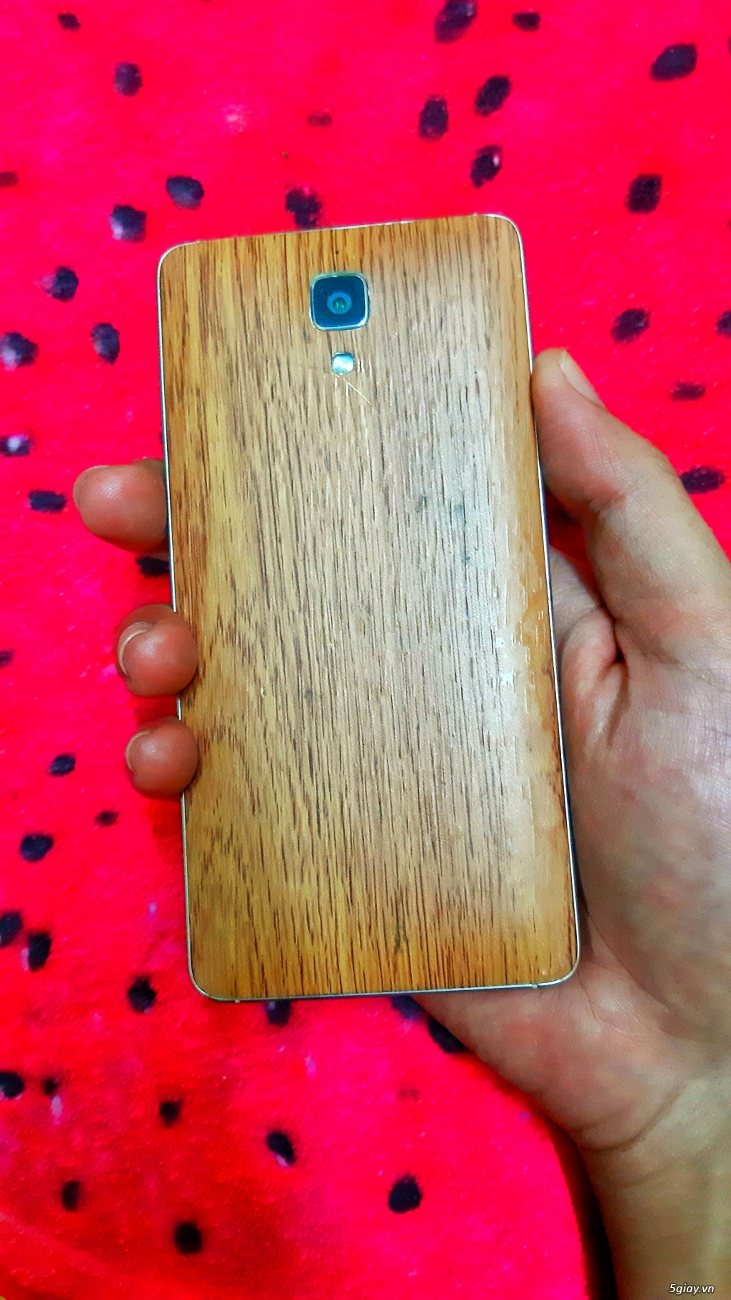 Xiaomi Mi 4 Trắng RAM 3GB, 16GB, Snapdragon 801 - 5