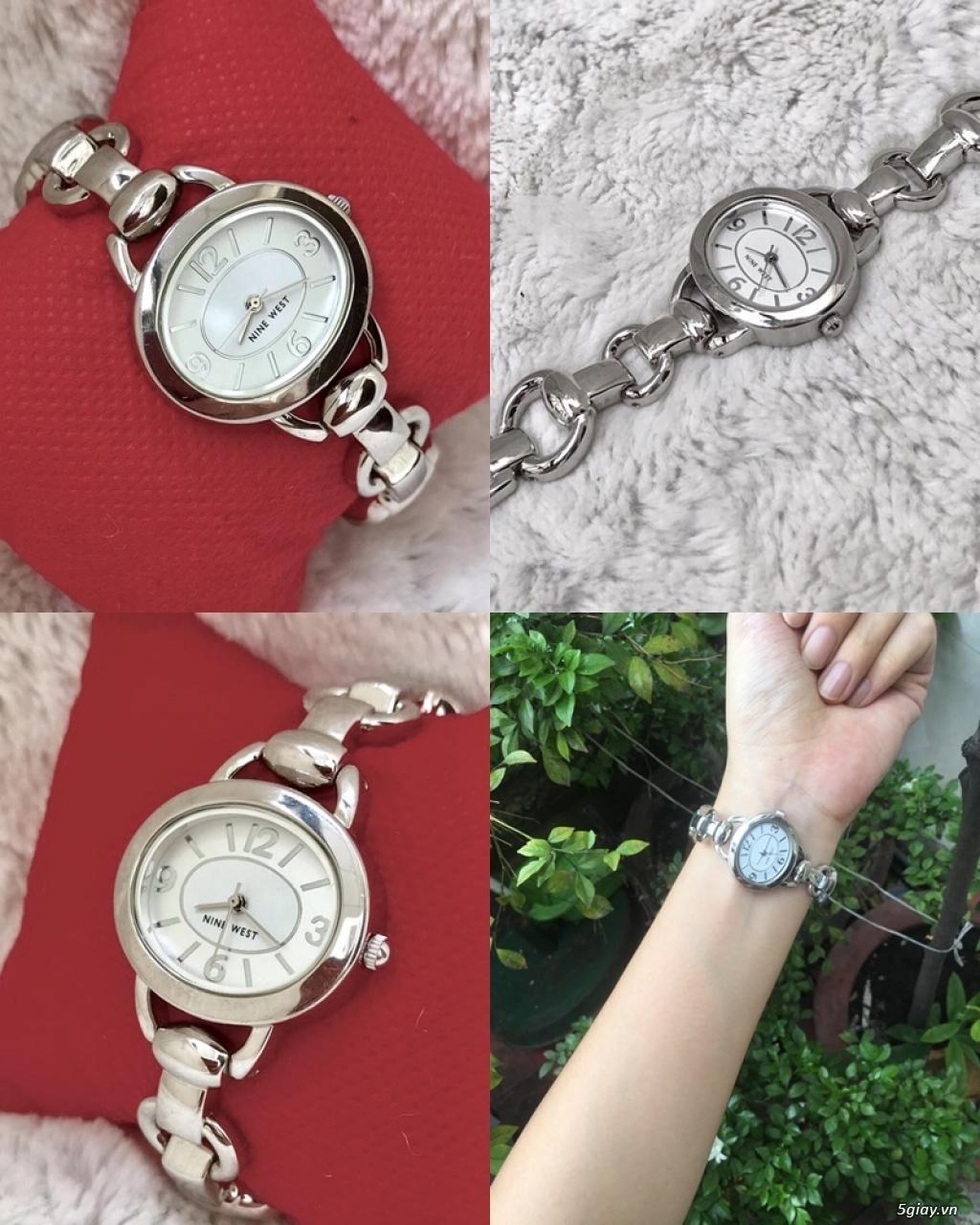 Kho đồng hồ xách tay chính hãng secondhand update liên tục - 11