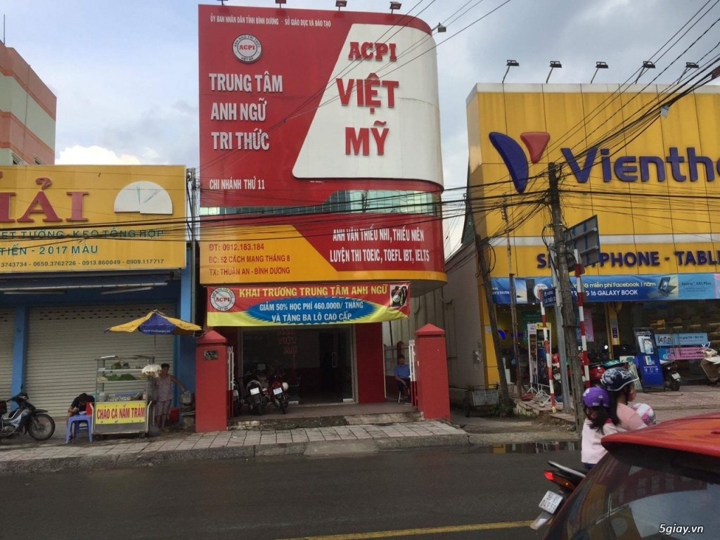 [BÁN/GỌI ĐẦU TƯ] Trung tâm Anh Ngữ Tri Thức Việt Mỹ ACPI - 4