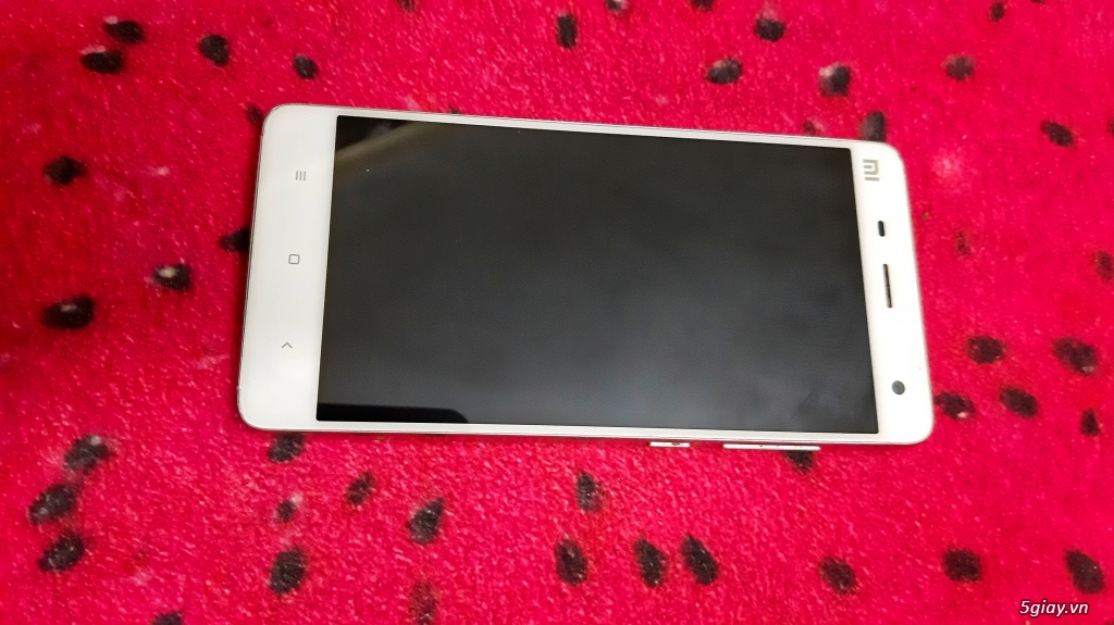 Xiaomi Mi 4 Trắng RAM 3GB, 16GB, Snapdragon 801