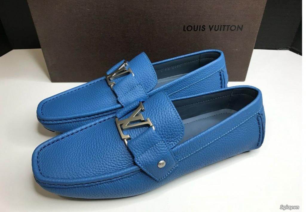 Cần Bán 1 đôi giày lười Louis-Vuitton (LV) chính hãng