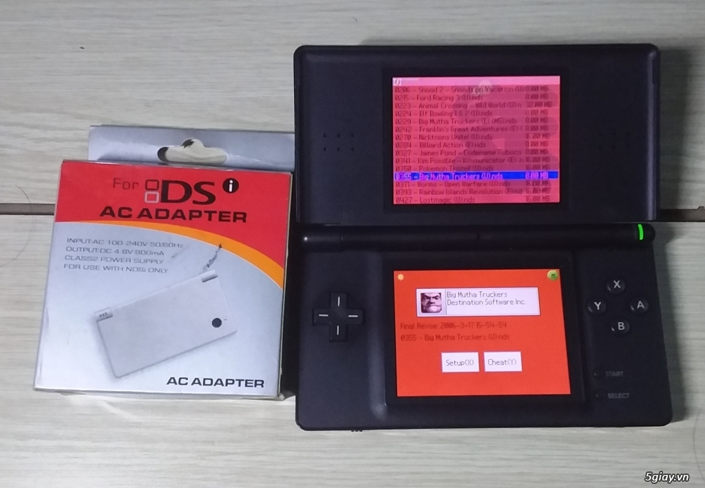 playstation-PS1- PS2- PS3 -PS4-psVITA-PSP-WII-NINTENDO-chuyên PS2 ổ cứng chép game bảo hành 1 đổi 1 - 18
