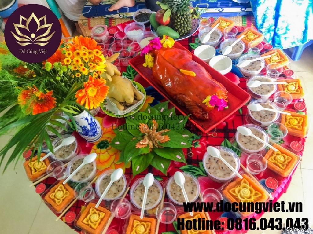 Mâm cúng Đầy Tháng - Thôi Nôi cho Bé Trai - Bé Gái tại Đà Nẵng - 5