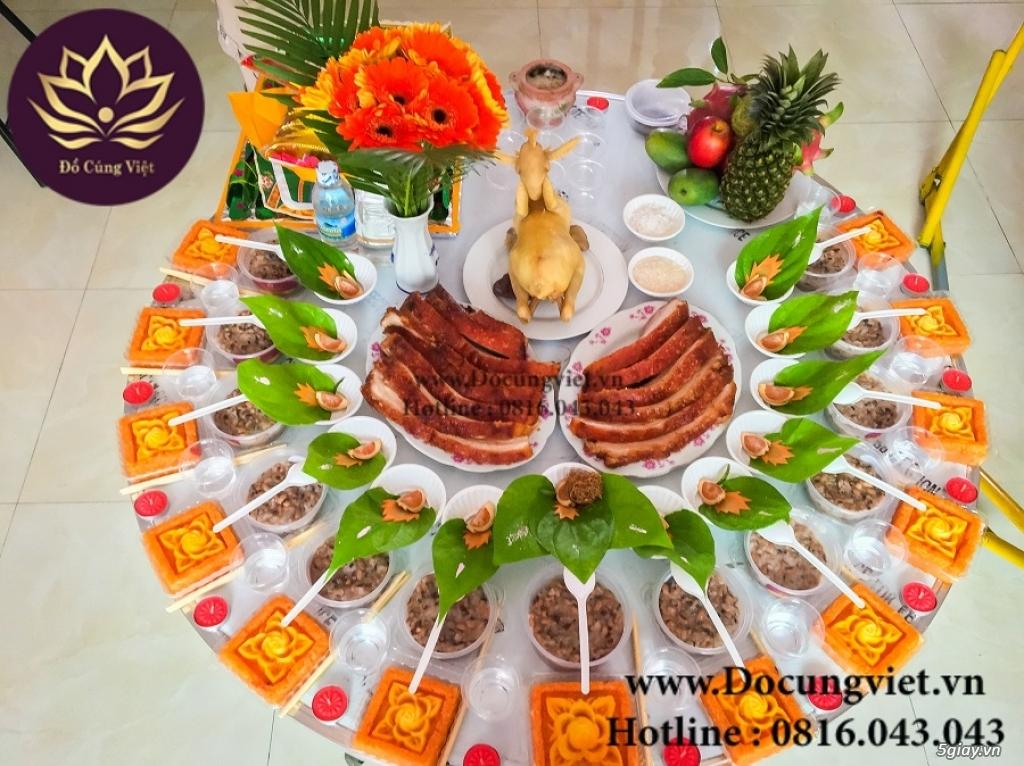 Mâm cúng Đầy Tháng - Thôi Nôi cho Bé Trai - Bé Gái tại Đà Nẵng - 4