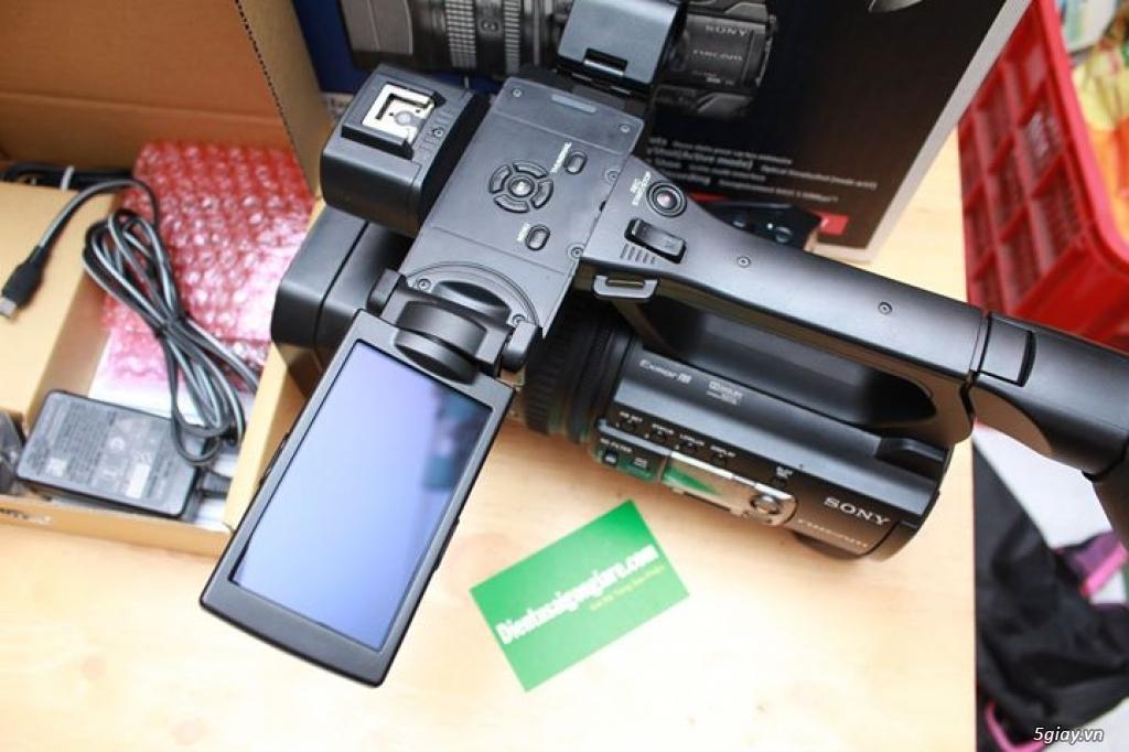 Bán Máy quay Phim chuyên dụng SONY HXR-NX100 Bảo Hành đến 31/05/2021. - 1