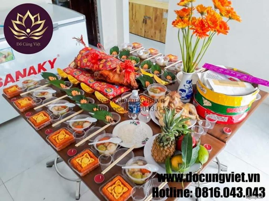 Mâm cúng Đầy Tháng - Thôi Nôi cho Bé Trai - Bé Gái tại Đà Nẵng - 2