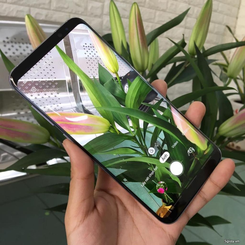 Samsung Galaxy S8 Plus 2 sim đep 98-99%