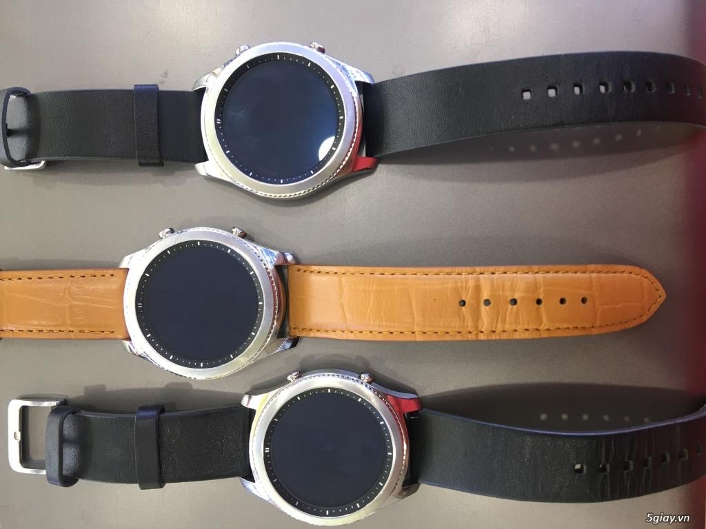 Đồng hồ samsung gear s3 classic mã R770 xách tay Mỹ chính hãng - 2