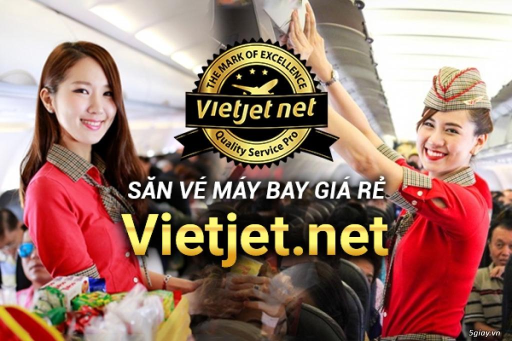 Vietjet (.net) tuyển dụng trực ban tổng đài