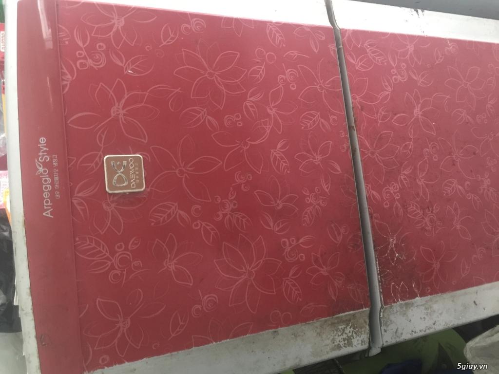 Bán xác tủ lạnh Daewoo
