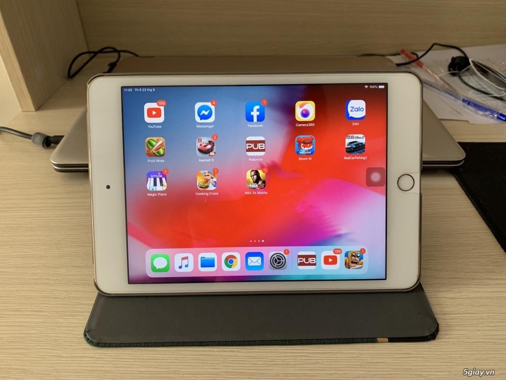 ipad Mini 4 only wifi 64GB Gold - 2