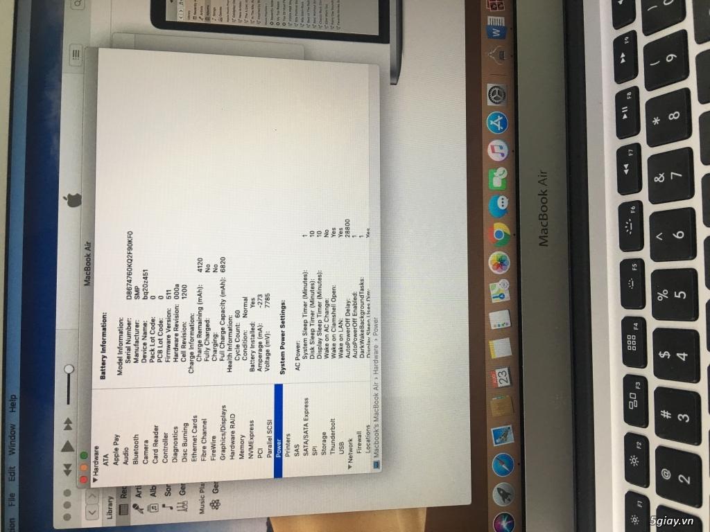MacBook Air 13.3 2017 MQD32 - 4