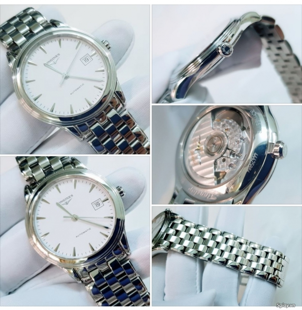 Phúc-Đồng Hồ (BUY & SELL AUTHENTIC WATCHES) Longines-Omega-Tissot-... - 16