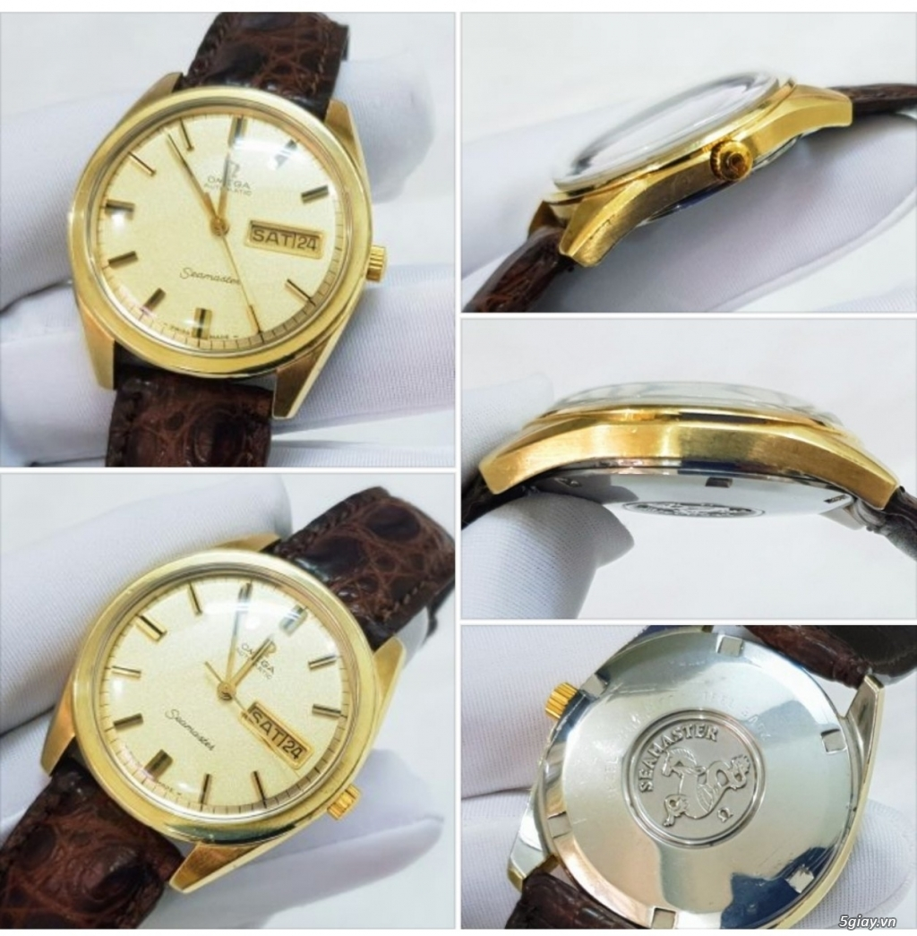 Phúc-Đồng Hồ (BUY & SELL AUTHENTIC WATCHES) Longines-Omega-Tissot-... - 17
