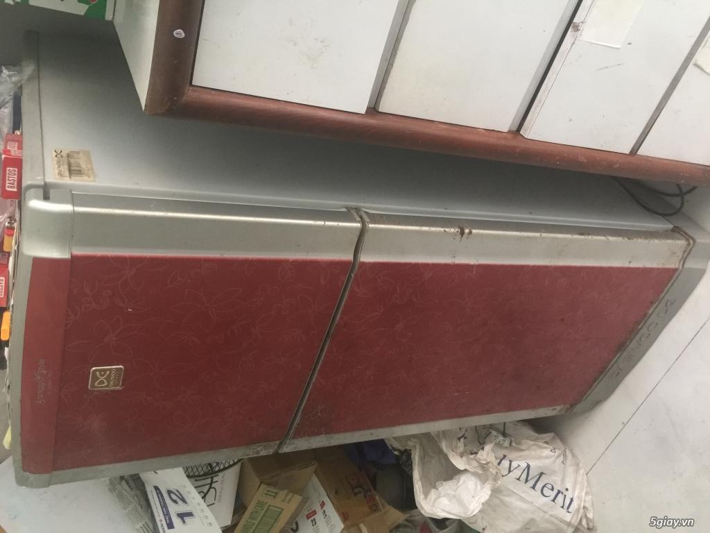 Bán xác tủ lạnh Daewoo - 2