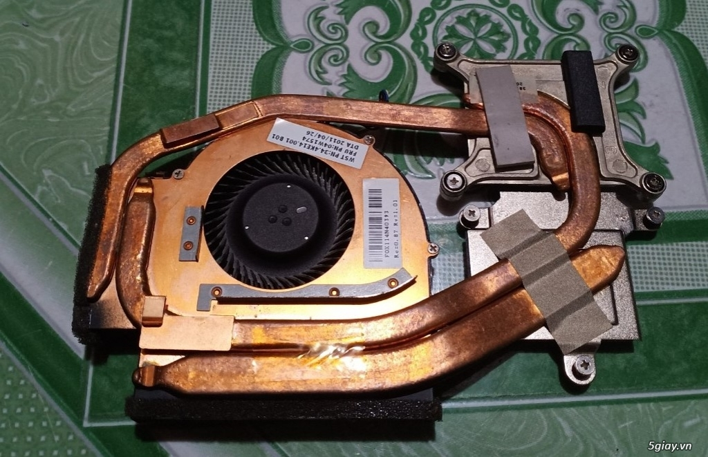 ThinkPad Mini Dock Series 3 T420 W520 X220, Fan W520, Sạc W520-170w - 5