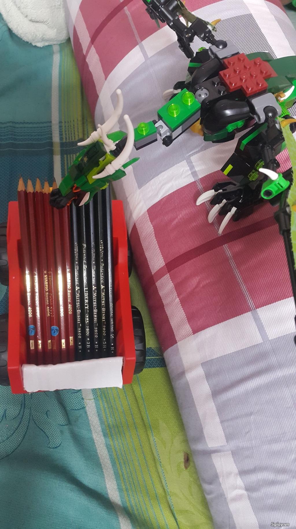 Bút chì gỗ STABILO Swano 4906 xịn cho bé đi học, mới 100% End: 23h 01/09/19 - 2