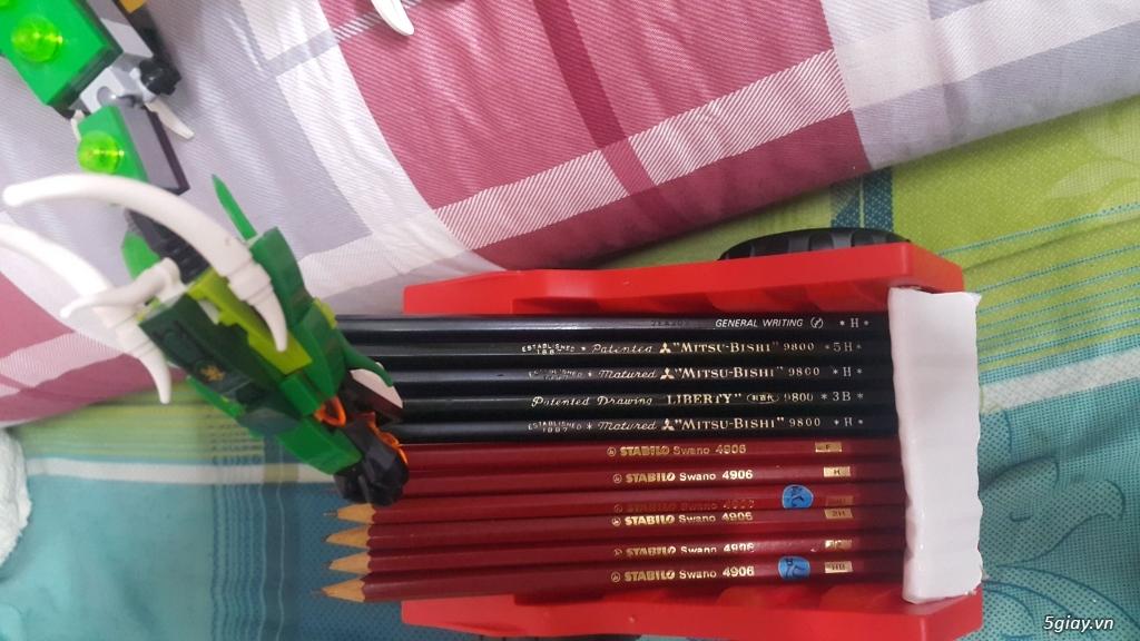 Bút chì gỗ STABILO Swano 4906 xịn cho bé đi học, mới 100% End: 23h 01/09/19 - 1