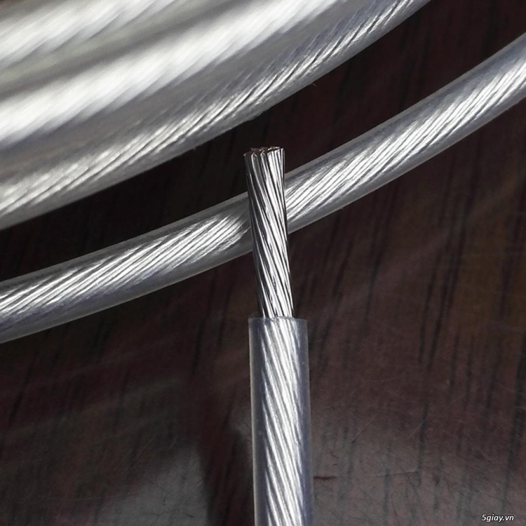Dây teflon mạ bạc xuất Mỹ - 4