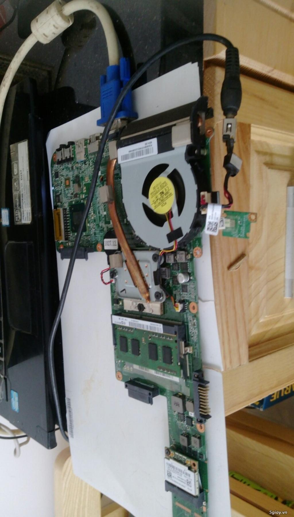 Rã máy sống laptop các loại toshiba asus dell hp lenovo ibm compaq v v - 4