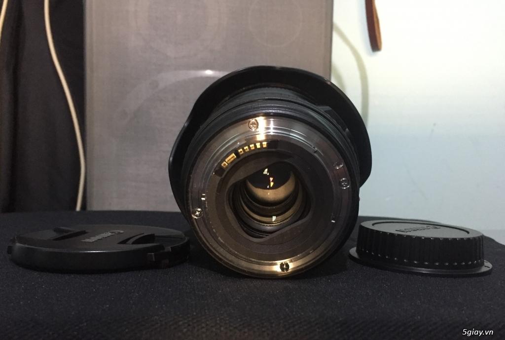 Đà Lạt Bán ống kính Canon 24-105L còn rất mới - 2