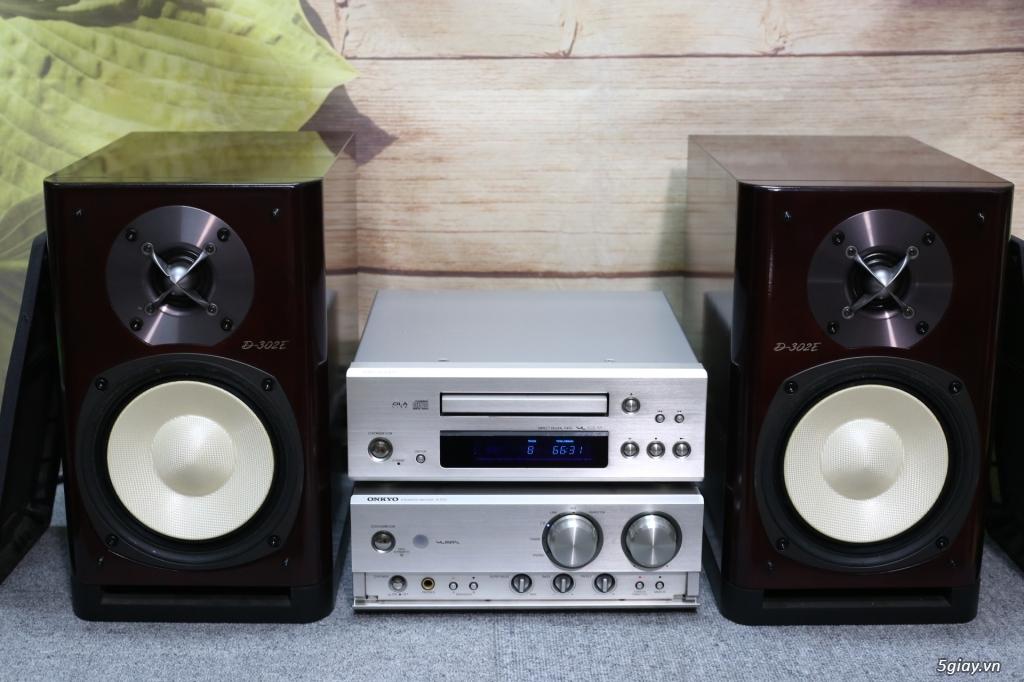 Đầu máy nghe nhạc MINI Nhật đủ các hiệu: Denon, Onkyo, Pioneer, Sony, Sansui, Kenwood - 6