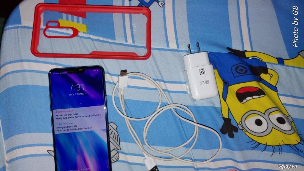 Cần Bán LG G7 Hàn G710N - 4
