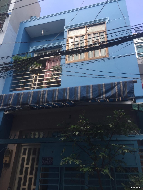 Bán gấp nhà phố 1 lầu 3pn sàn BTCT hẻm 102/23 đường huỳnh tấn phát Q7 - 1