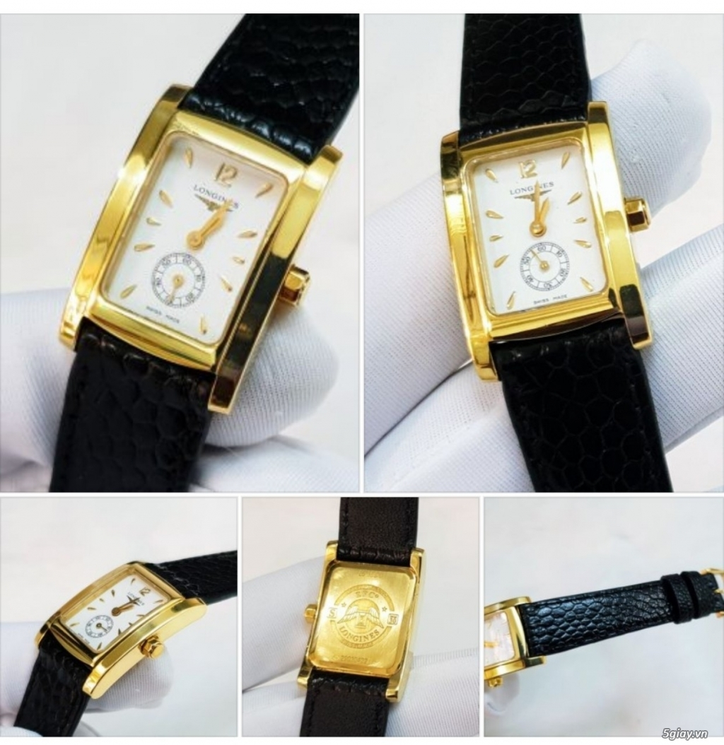 Phúc-Đồng Hồ (BUY & SELL AUTHENTIC WATCHES) Longines-Omega-Tissot-... - 4