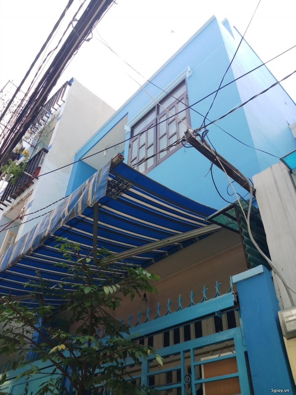 Bán gấp nhà phố 1 lầu 3pn sàn BTCT hẻm 102/23 đường huỳnh tấn phát Q7
