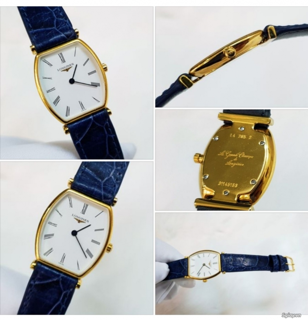Phúc-Đồng Hồ (BUY & SELL AUTHENTIC WATCHES) Longines-Omega-Tissot-... - 3