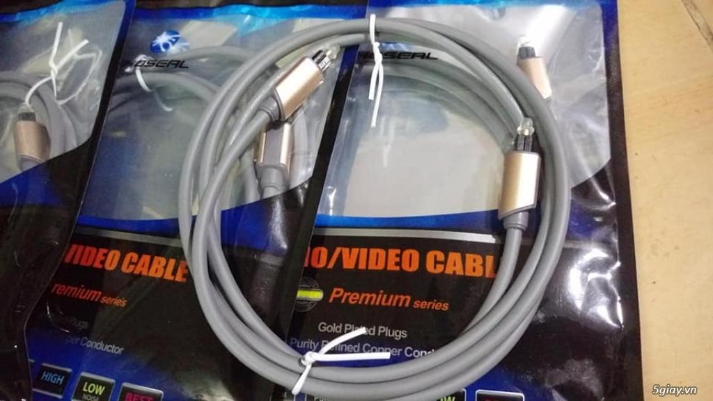 Bộ chuyển đổi quang sang AV/AudioCao cấp Choseal - 2