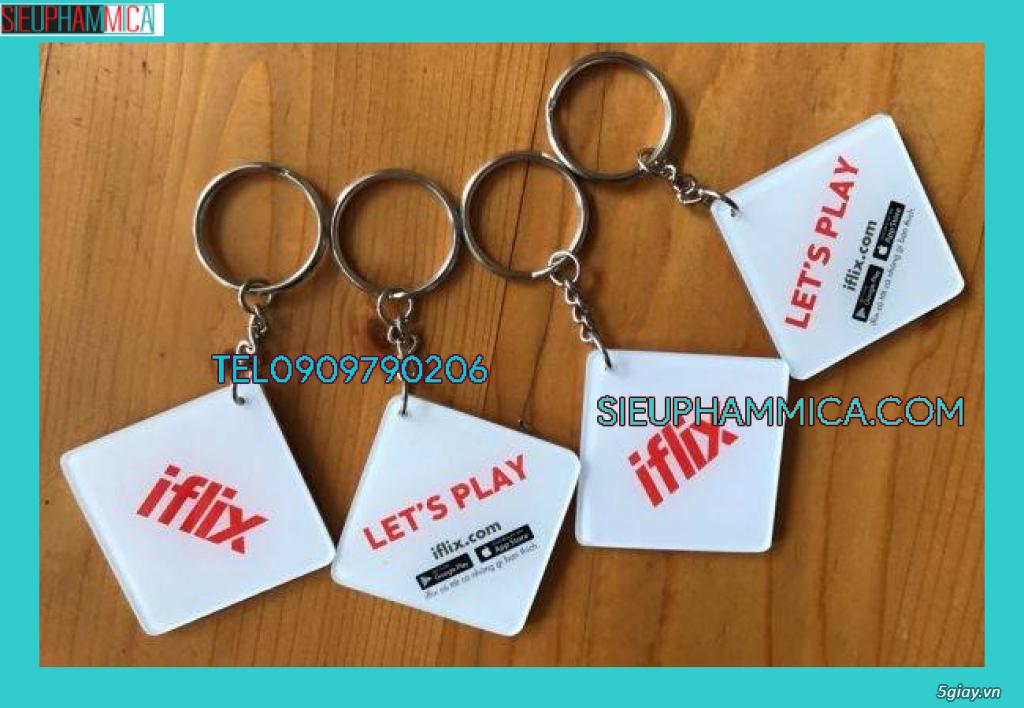 Thiết kế móc khóa làm quà tặng khách hàng, móc khóa giá tốt - 3