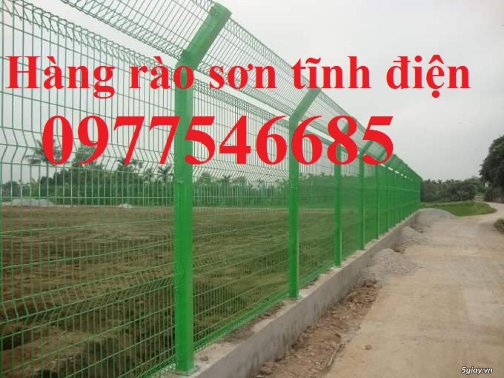 Hàng rào lưới thép sơn tĩnh điện sản xuất theo yêu cầu - 3