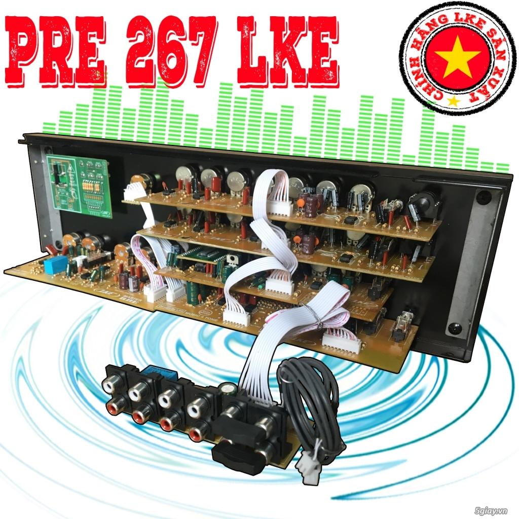 BỘ MẠCH PRE LKE TK-267 NÂNG CẤP PRE AMPLY - 3