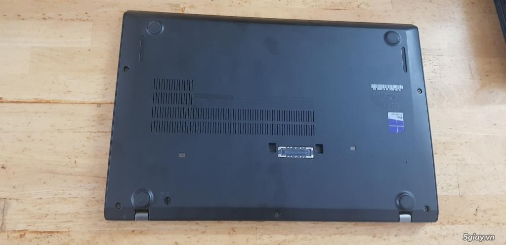 IBM Thinkpas T460s intel Core I7 6600U RAM 8Gb SSD 256Gb Mh 14 Full - 2