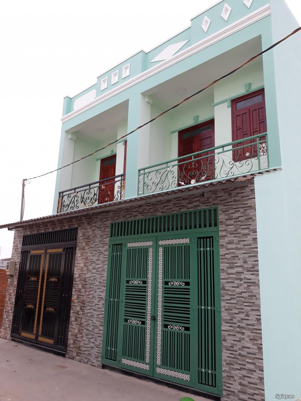 Nhà 4x14m+, 1 triệt 2 lầu, đúc thật, 2tỷ3, hẻm 5-6m, xã Vĩnh Lộc A, BC - 1