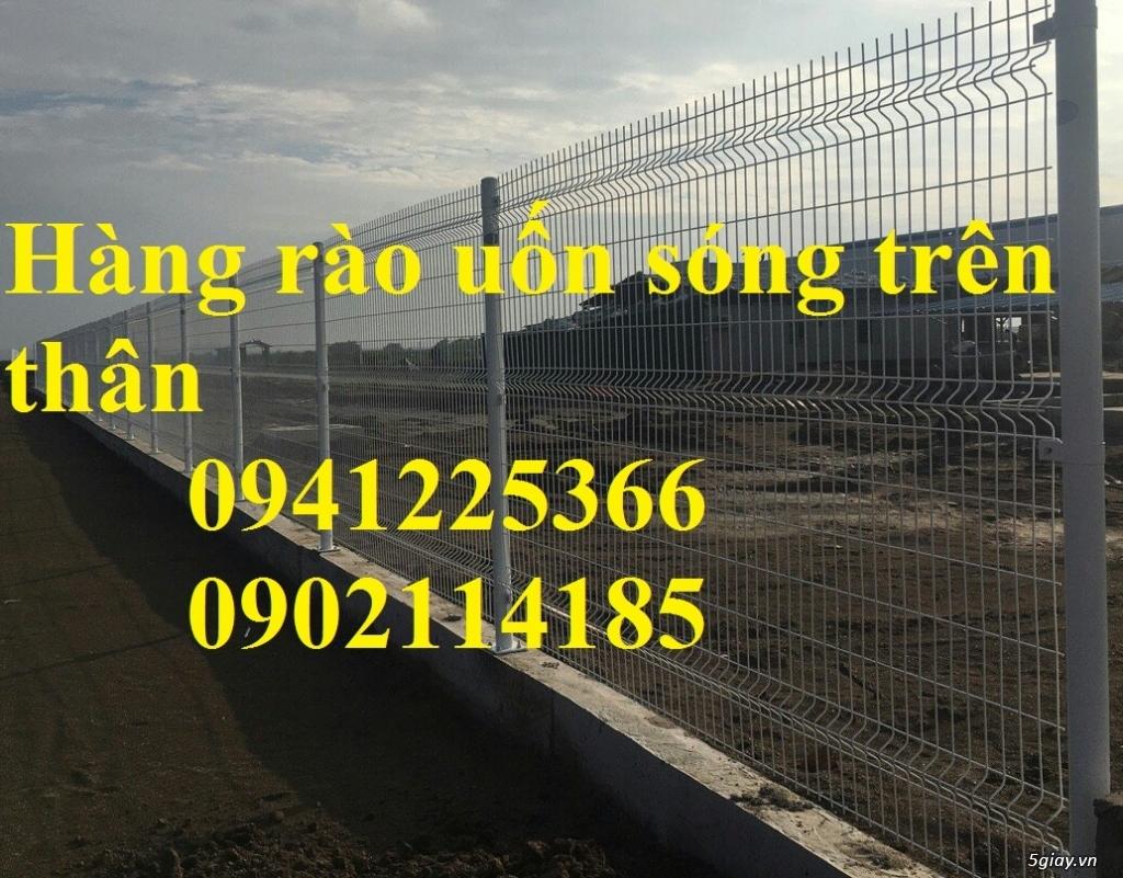 Hàng rào lưới thép sơn tĩnh điện sản xuất theo yêu cầu - 1