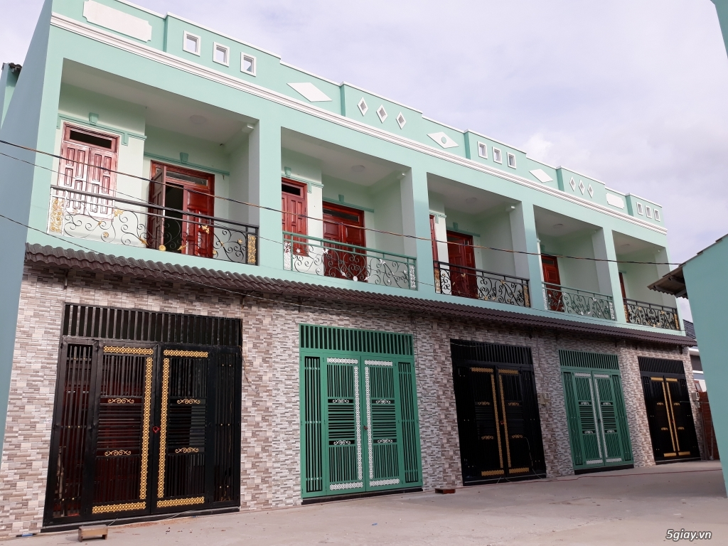 Nhà 4x14m+, 1 triệt 2 lầu, đúc thật, 2tỷ3, hẻm 5-6m, xã Vĩnh Lộc A, BC