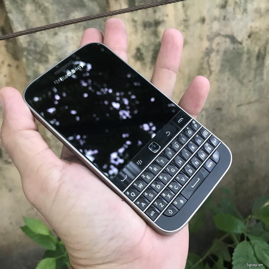 Hot Blackberry Q20 Quốc Tế Mới 97-98%, BH3 tháng bao test 15ngay - 12