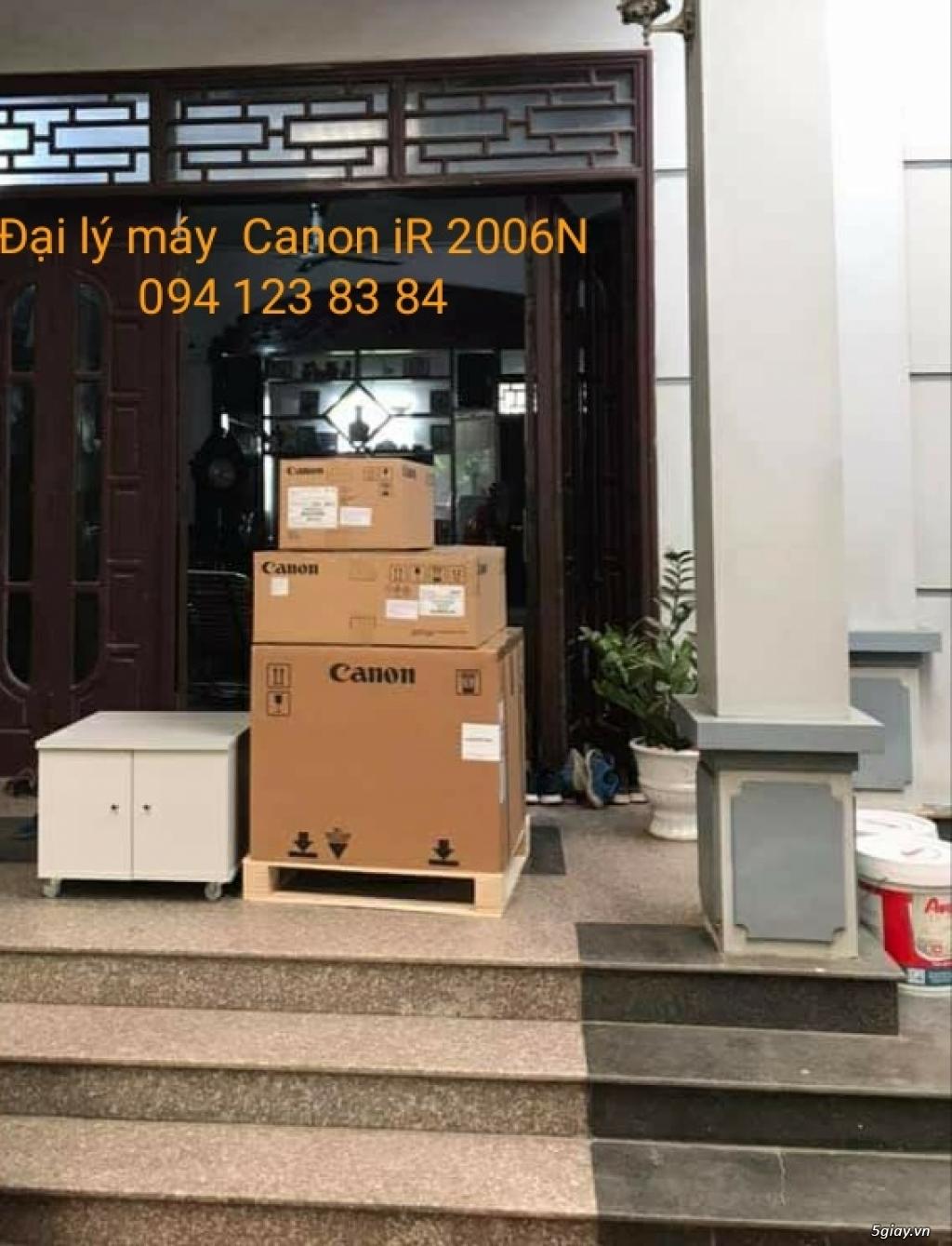 Trọn bộ máy photocopy Canon iR2006N (Máy+DADF+C1+Chân kê)