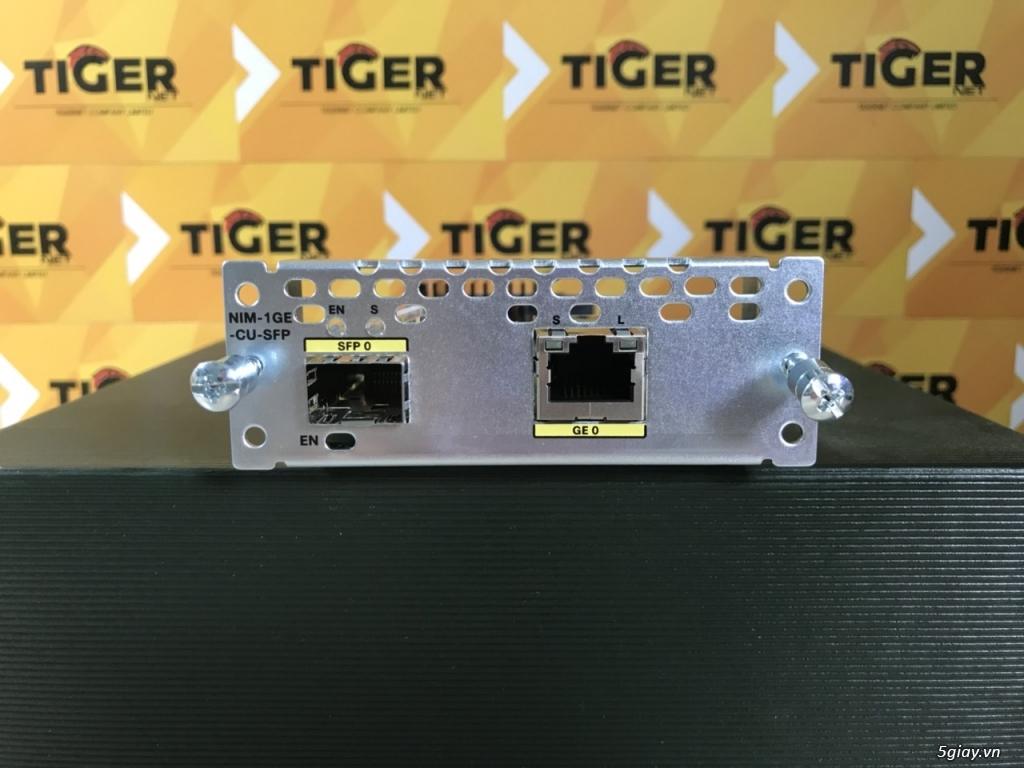 Thiết bị định tuyến (router) Cisco siêu rẻ! Bảo hàng 06 - 12 tháng! - 23