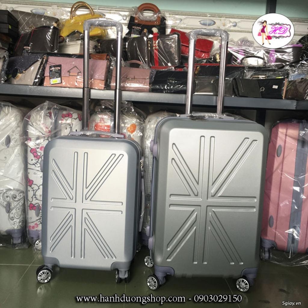 Vali du lịch cặp, vali giá rẻ, vali cho bé yêu - 17