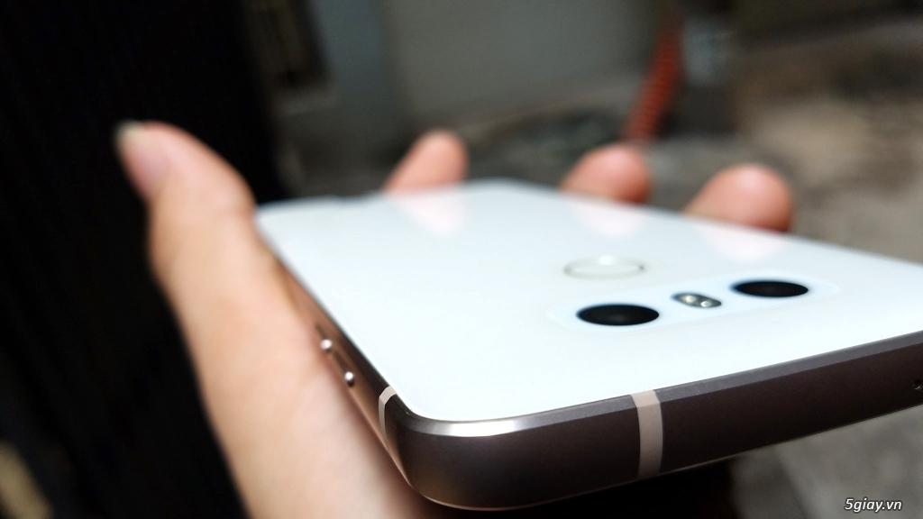 Điện thoại LG G6 Likenew - Zin 100% tặng sạc cáp và que chọc sim - 5