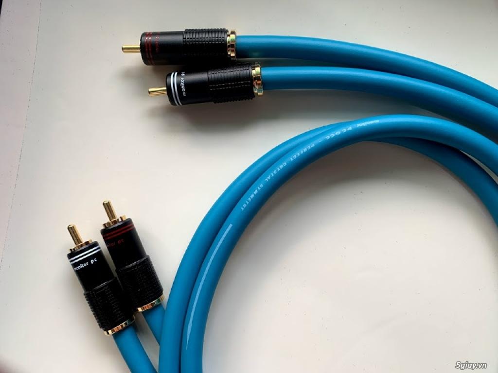 Dây Audio DIY và dây bãi chọn lọc. - 12