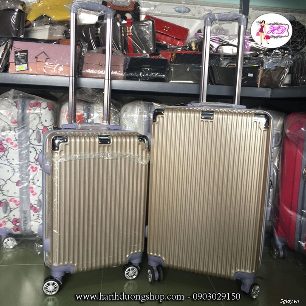 Vali du lịch cặp, vali giá rẻ, vali cho bé yêu - 8